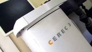 Cerec 3 technology at Dove Dental Services